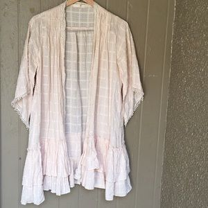 RYU boho lightly cardigan
